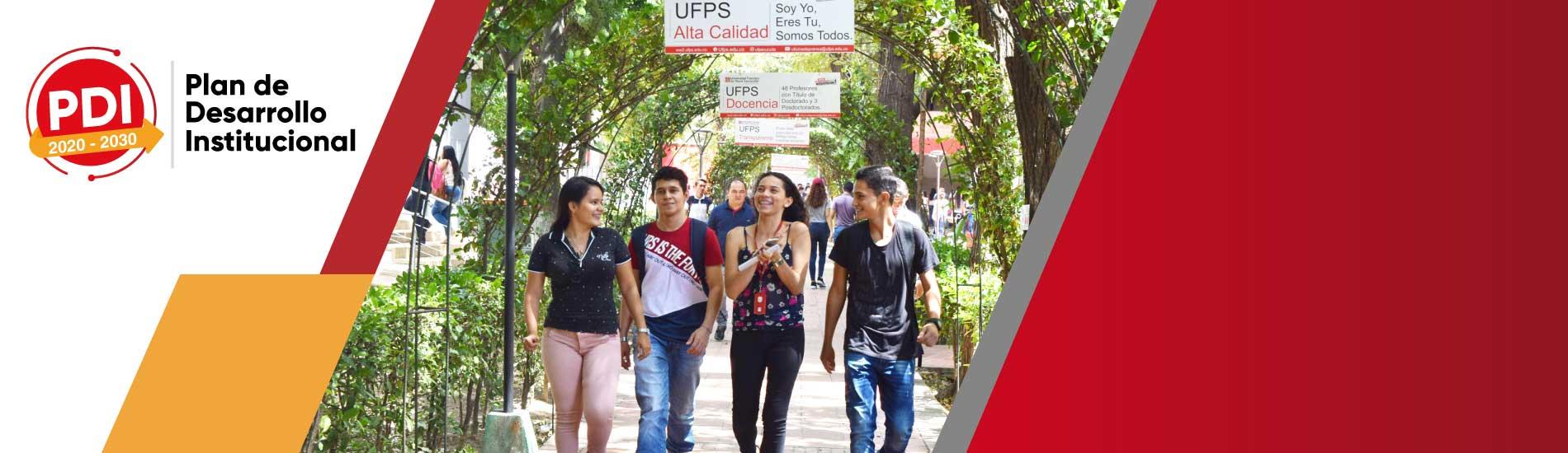 'Una Universidad acreditada de alta calidad, moderna y socialmente responsable', son las apuestas del PDI 2020-2030