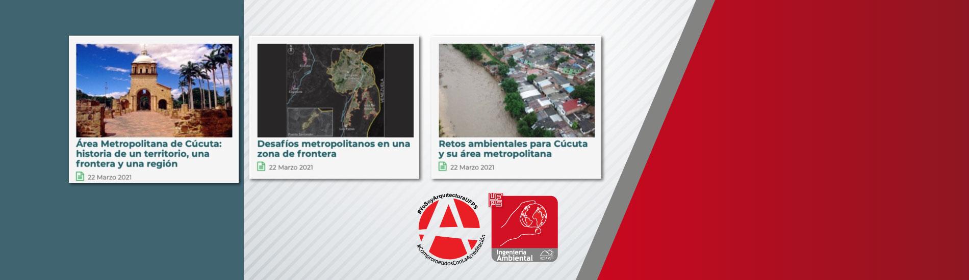 Investigadores UFPS presentes en especial de Áreas Metropolitanas de Colombia